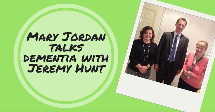 New on the blog: Mary Jordan talks Dementia with Jeremy Hunt Secretary of State for Health. Link in bio.  Mary Jordan's 'The Essential Carer's Guide to Dementia'. Available from: https://www.hammersmithbooks.co.uk  #dementia #Alzheimers #dementiafriendly #diagnosis ##alzheimersassociation #memoryimpairment #helpingothers #makingadifference