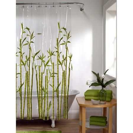 cute plastic shower curtain thats cheap and fashionable!