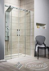 душевые двери Radaway Espera DWD 180 180x200 стекло прозрачное (380128-01)