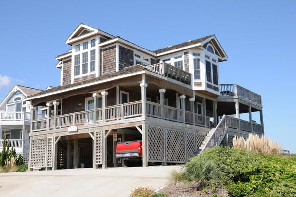 Nags Head Vacation Rental: Dani's Place 759    Outer Banks Rentals