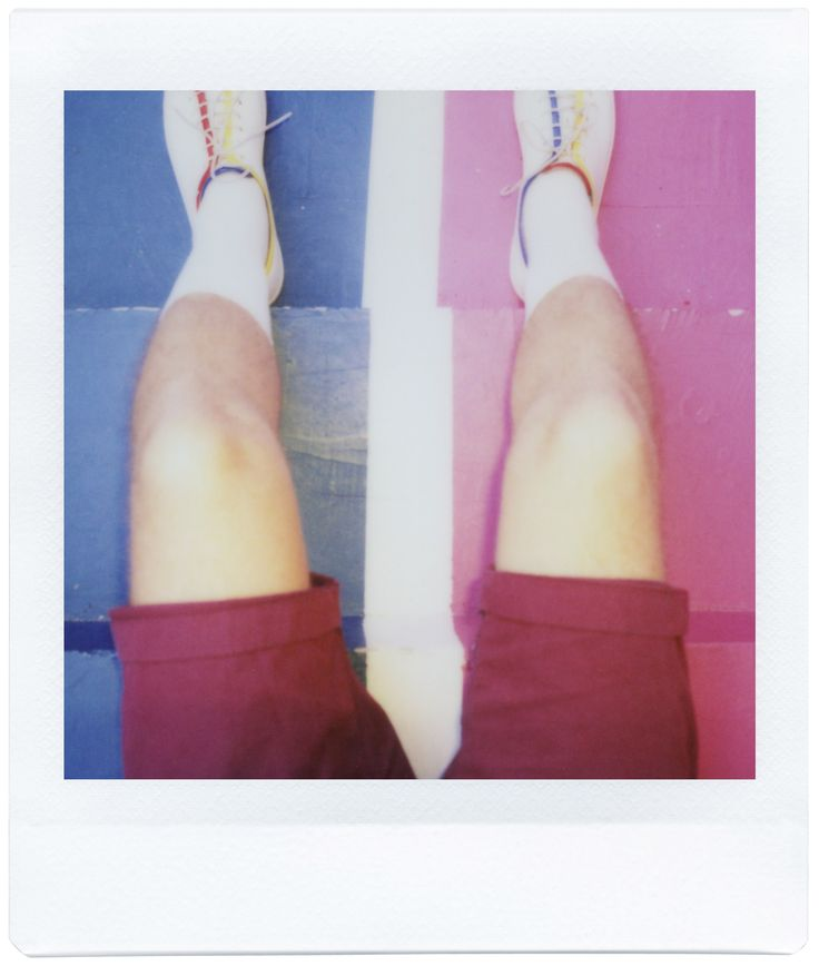 Photo taken by Cyrille Robin and Marie Lukasiewicz with the Lomo'Instant Square