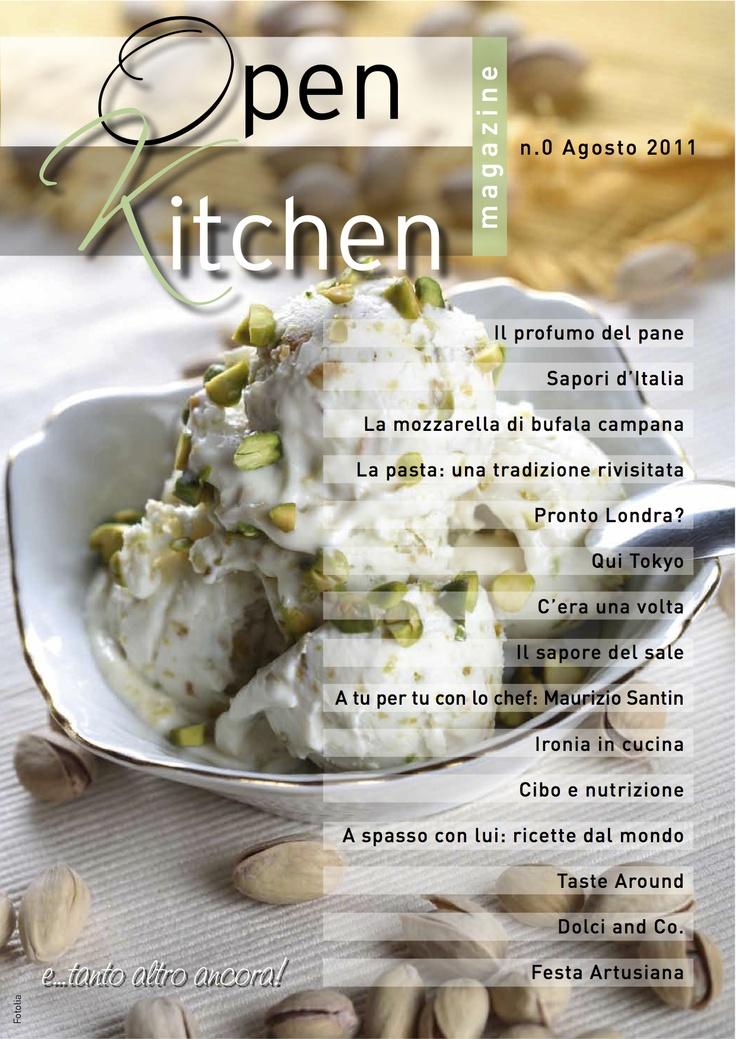 n°0 of Open Kitchen Magazine