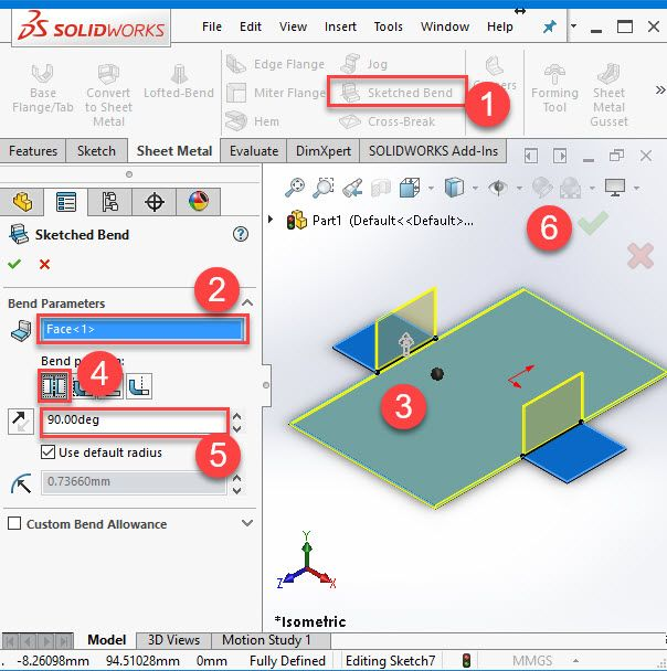 Here is a quick Solidworks sheet metal tutorial.The sheet metal tool allows you to quickly create sheet metal part designs using a simple design process, all helping to save time and development costs.Let's see how this worksSolidworks sheet metal tutorialStep 1First Create a New Part.Step 2Right-click on the toolbar and activate Sheet Metal.Step 3Click on the top plane and then create a new sketch.Step 4Now, sketch and use Smart Dimension to give a dimension to the design.Step 5Click on…