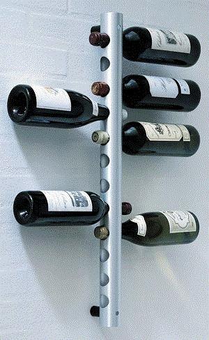 Wall-Mounting-Stainless-Steel-Tube-Wine-Rack