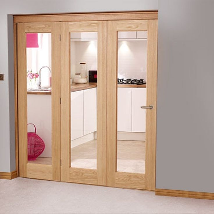 Best 25 bifold interior doors ideas on pinterest - Interior bifold doors with glass ...