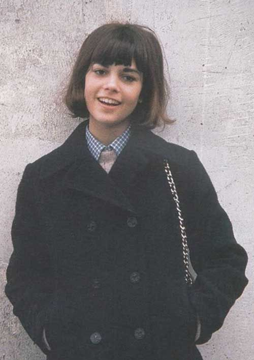 Best Short Haircuts Actresses : 182 best cute short hair images on pinterest