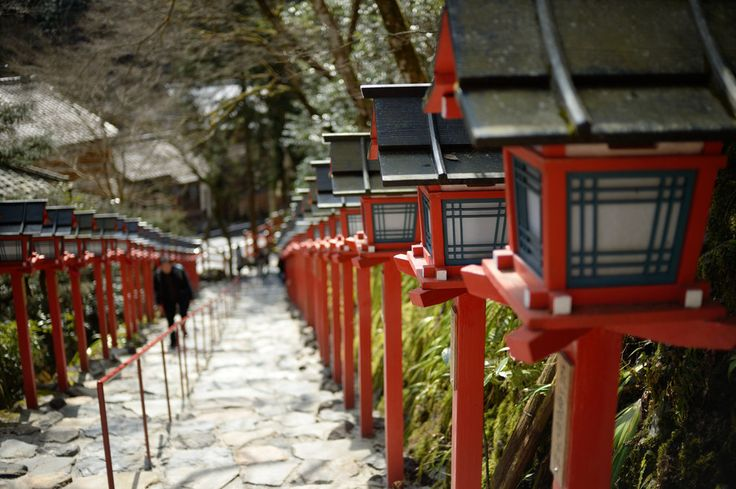 And beautifully lined treks. | 31 Times Japan Was Beautiful And Delicious And Holiday Goals