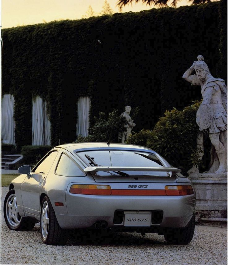 European Car Love — timewastingmachine: 1992 Porsche 928 GTS