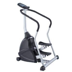 """Multisports ST-2200 Stepper. Friction Free Electromagnetic Eddy Current Resistance, Independent Stepping Action. Patented """"Silent Drive"""" Mechanism, Wide Self Leveling Pedals. Rugged Construction, Multi-position Side Rails. Resistance/Power: ECB Magnetic/Adaptor, Patented No Noise Chain DriveMechanism. Frame: Heavy Duty Steel, Heart Rate: Wireless and Contact."""