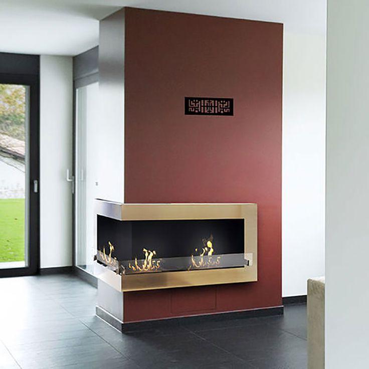 215 best camini design images on pinterest - Camini bioetanolo a parete ...