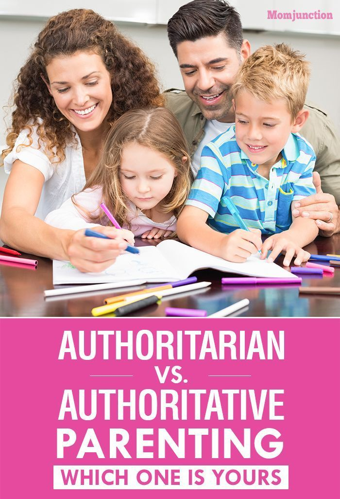 What is Authoritative vs Authoritarian Parenting? Read to know more about the basic types of parenting styles and find out which one could suit you better.