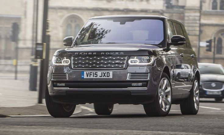 2017 Land Rover Range Rover Supercharged Review