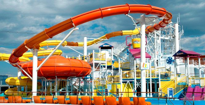 Carnival Breeze Cruise Ship | Carnival Cruise Lines