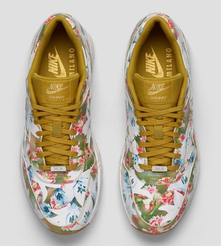 Nike Womens Air Max 1 Floral City Pack | Sole Collector