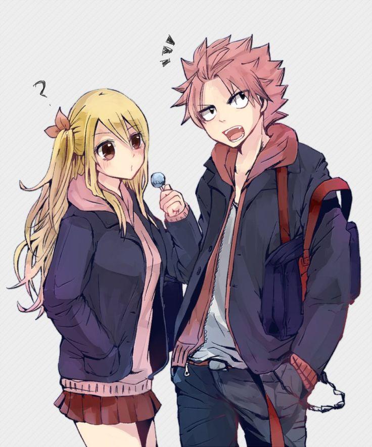 Natsu & Lucy                                                                                                                                                                                 More