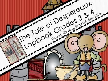 Tale of Despereaux: Conflicts