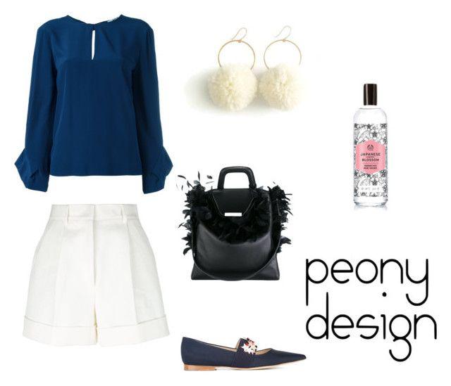 Peony Design by teri-peony on Polyvore featuring MSGM, Rossella Jardini, Delpozo and Landi