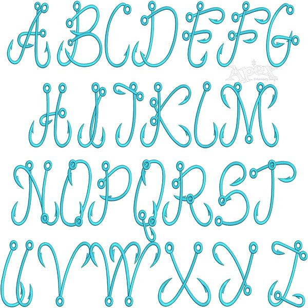 Download Pin On Decorative Embroidery Fonts