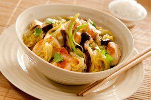 Chop suey (Kinesisk gryderet) - Sund, nem, let og hurtig aftensmad til alle!