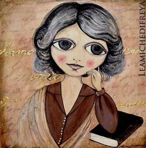 Grazia Deledda - Le amiche di Freya