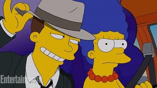 """O criador da série """"Family Guy"""" Seth MacFarlane, irá fazer uma participação especial no último episódio da 24ª temporada dos Simpsons."""