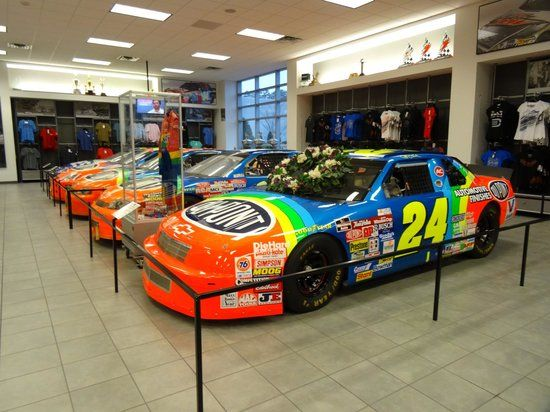 17 best images about hedrick team on pinterest cars for Charlotte motor speedway museum