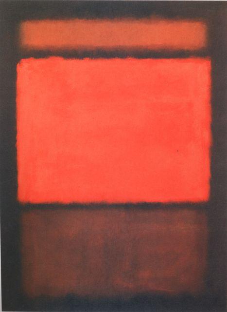 Mark Rothko   Untitled (1963)   Artsy