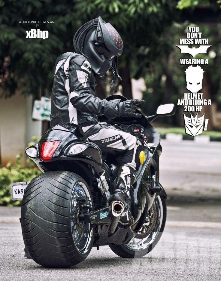 Predator Helmet... Futuristic motorcycle, Sportbikes