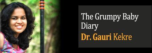 The Grumpy Baby Diary