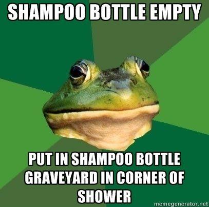 lol...trueSotrue, Shower