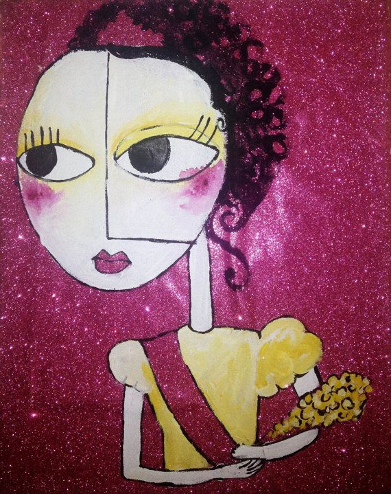 Original+Acrylic+Painting+Long+Road+To+Ruin+by+BriellenBaker,+$45.00