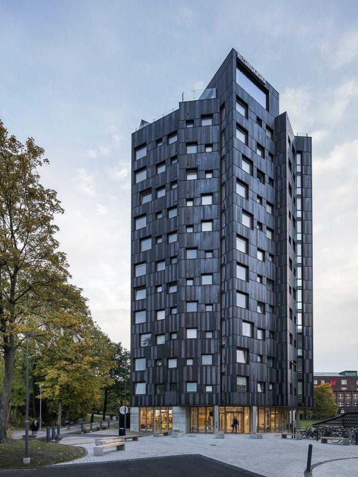 FOJAB arkitekter / Helsingkrona Nation