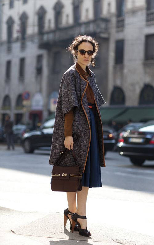 another beautiful capture from the sartorialist. #thesartorialist #fashion #fashionweek :