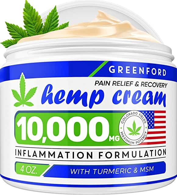 41+ Hemp cream for pain inspirations