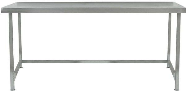 Parry W800 D600 Stainless Steel Centre Table with Void
