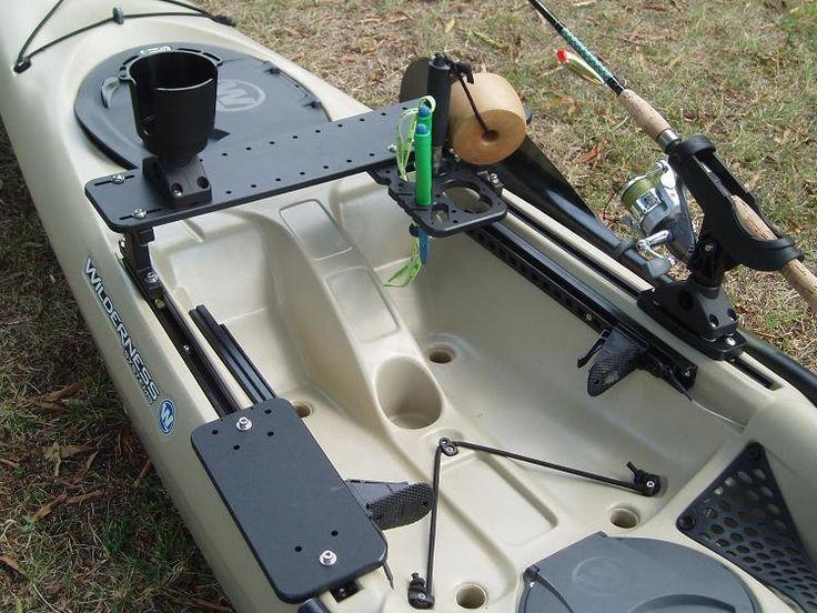 Tarpon 140 Fully Rigged W Slidetrax Accessories