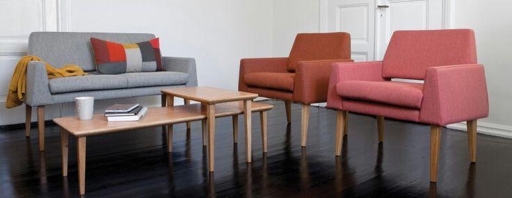 Nice small scandinavian sofa group name Kalevi