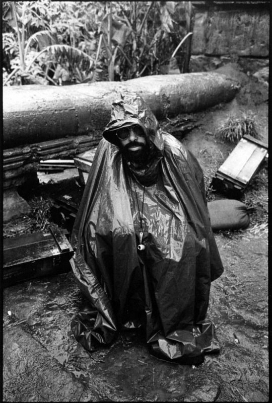 "Mary Ellen Mark, Francis Ford Coppola on the set of ""Apocalypse Now"", 1976/ 1977"