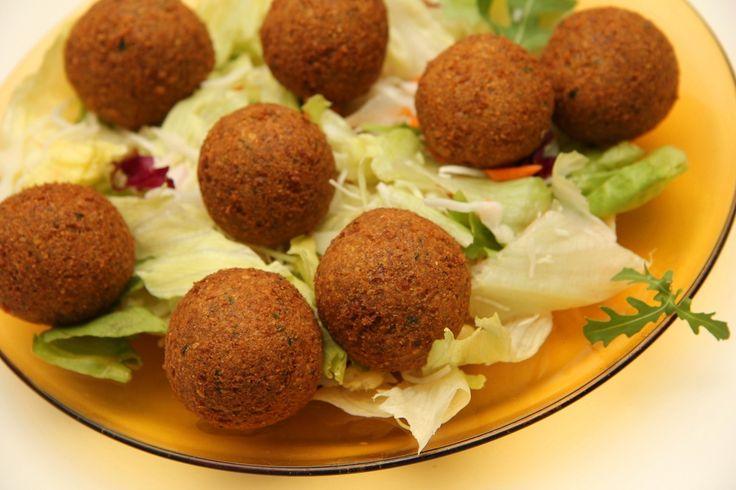 Falafel - eredeti arab recept