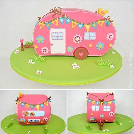 Cake Decoration Caravan : Sweet Love Cake Couture Cake- Sculpted/Non Traditional ...