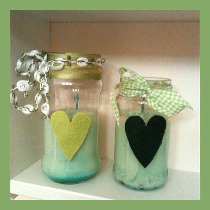 Oltre 25 fantastiche idee su candele fatte in casa su - Candele fatte in casa ...