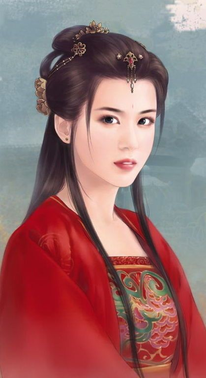 Please have a look for more Asian girls on my next board: Graceful Asian ART