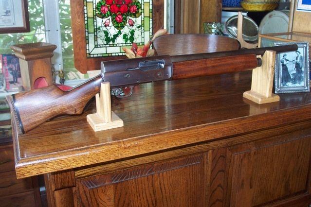 1911 Remington Auto 5, 12 gauge shotgun