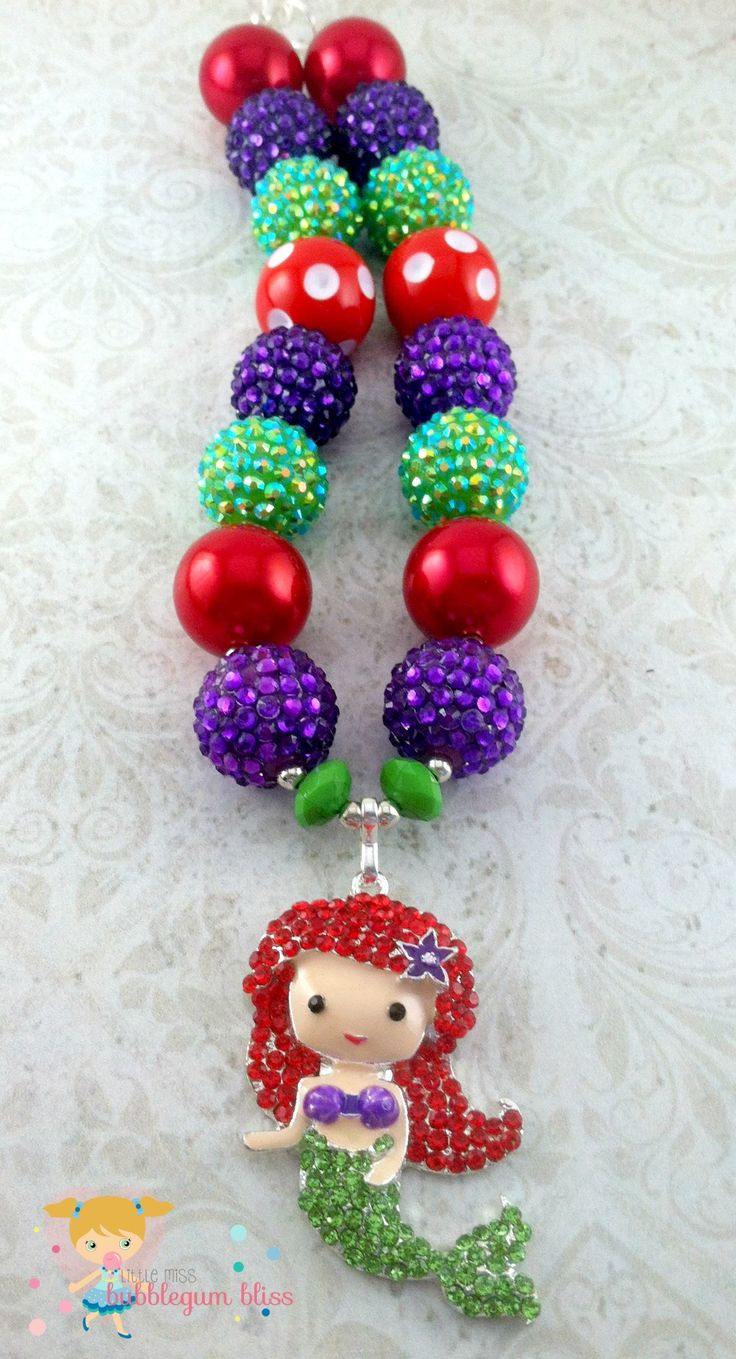 Ariel chunky necklace