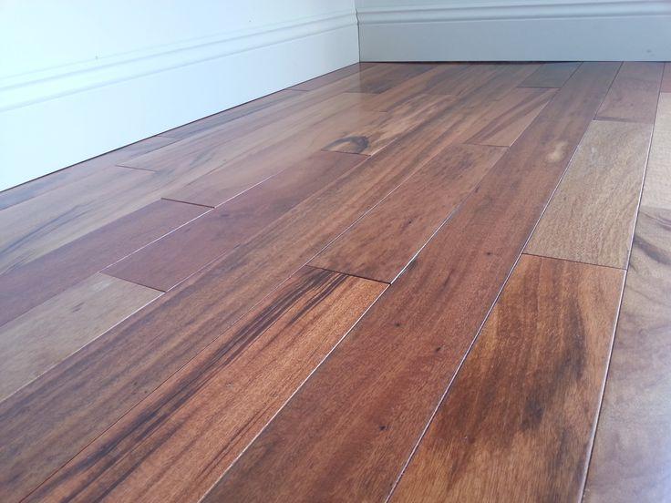 "3 1/4"" Brazilian Tigerwood PreFinished Solid Hardwood"