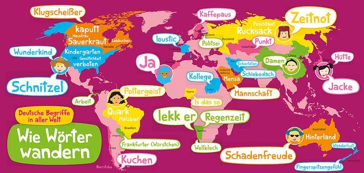 Deutsche Begriffe in aller Welt - Foto 1 von 1