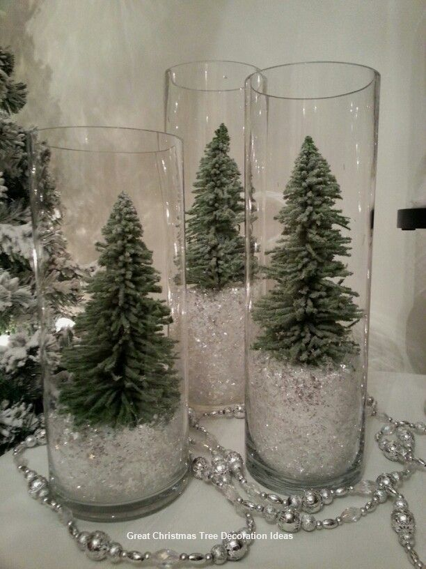 Lovely Christmas Tree Decoration Ideas Xmastreedecoration Easy Christmas Decorations Simple Christmas Christmas Decorations