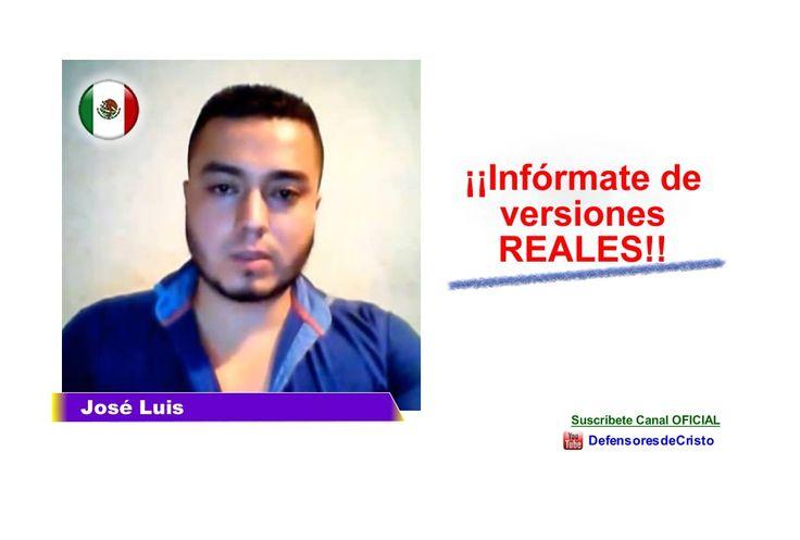 """Videos HD Maestro Fenix ◀◀""""Defensores de Cristo""""▶▶ """"Ignacio Gonzalez De ..."""