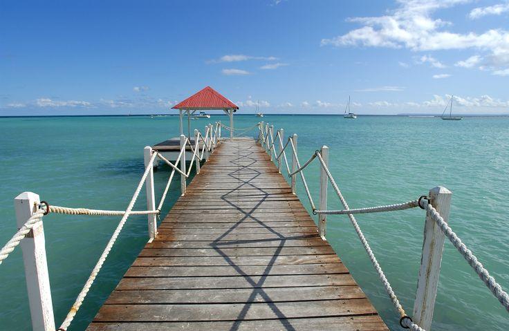 #Guadeloupe , #Lagon de Saint François. http://vp.etr.im/4f77