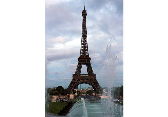 Eiffel tower decor Paris photography Paris by ParisDecorPrints